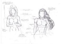 Women Studies by Atlas0 on DeviantArt