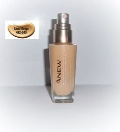 Anew Age Transforming Foundation SPF 15 By Avon - Sand Beige ** Want additional info? Click on the image.