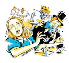 "Alice vs. The Undead | ""Adventures in Zombieland"" by QueenofDoomydoom 