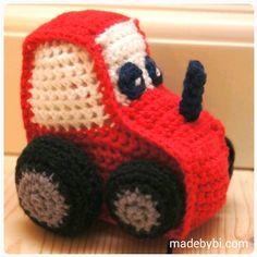 Mini traktor |
