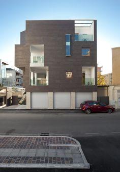 "Edifício Residencial ""Brancacci"" / Alessandro Luigini"