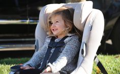 Safety With Style {& Maxi Cosi #Giveaway @quinnyusa #pria85 | Stroller in the City