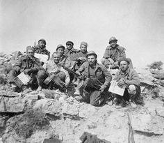 Spain - 1937. - Inter-brigade - americans