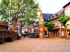Idstein, Germany.  By Highmountains