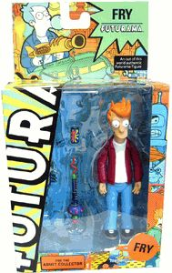 Futurama Action Figures Series 1: Fry Reissue