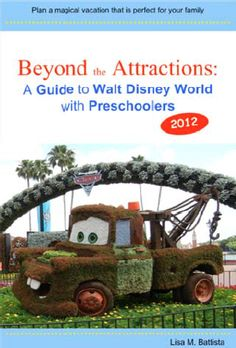 A Guide to Disney World with Preschoolers (many tips are great for Disneyland too!)!! Here we go Cecily!!