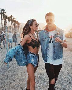 Festival Looks, Ultra Music Festival, Festival Mode, Cochella Outfits, Coachella Outfit Men, Coachella Style, Casual Festival Outfit, Music Festival Outfits, Festival Fashion