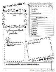 : First Day Activities – firsta Bilingual Classroom, Bilingual Education, Classroom Language, Spanish Classroom, Classroom Ideas, Math Classroom, New School Year, First Day Of School, Middle School