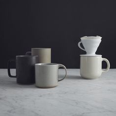 Mugs, mugs, mugs, coffee and tea. #PerfectGift  #hario #porcelain #stoneware #coffee #tea