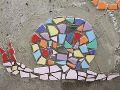 Mosaik kleben - VIEL einfacher, als ich dachte   Meine Svenja