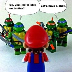 I <3 Mario, but this is funny