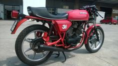 Photo: 1978 Moto Morini 3-1/2 Sport www.moto-officina.com