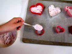 Valentine Yogurt Treats