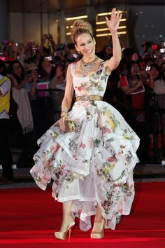 The Rules of Style as Unofficially Told by Sarah Jessica Parker | Man Repeller