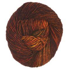 Malabrigo Mecha Yarn - 227 Volcan at Jimmy Beans Wool