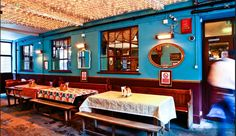 The Water Poet, Shoreditch, voted best pub 2015 at Time Out awards. Roast £15 - £18 for all the trimmings.