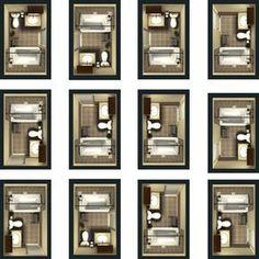 22 Best 4x6 Bathroom Layouts Images Apartment Bathroom