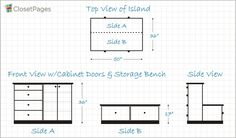 Standard Closet Rod Height Closet  Dimensions For Hanging And Folded Clothes And Shoes  Home