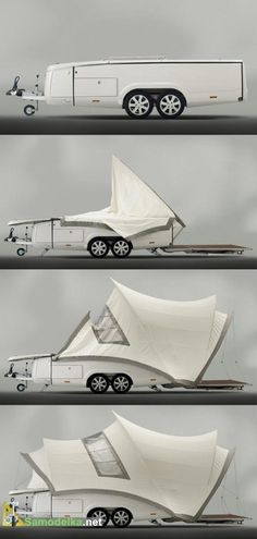trailer tent for car