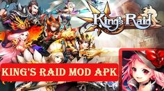 Kings Raid MOD APK for Android Download  King's Raid MOD APK : The Legend of Aea is a constant fight Online Android RPG created and distributed by VeSpa Inc. MOD APK features Enemies attack decreased to 0 so they can not damage you. This versatile game is as of now at it's pre-propelled stage and is accessible for pre-enlistment.There... http://freenetdownload.com/kings-raid-mod-apk-for-android-download/