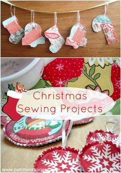 Christmas Sewing Projects & Tutorials