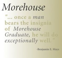 "Morehouse College Graduation ""You can tell a Morehouse Man.....but you can't tell him much!!!!!"" #DirectQuote #ObamaBeKnowin'"