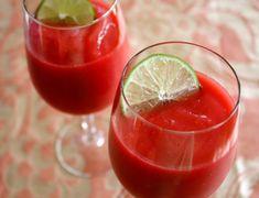 Prepara un rico Daiquiri sin alcohol ¡Te encantará!   #Cócteles #RecetasCócteles #CóctelesCaseros #Daiquiri #DaiquiriSinAlcohol #CóctelesSinAlcohol