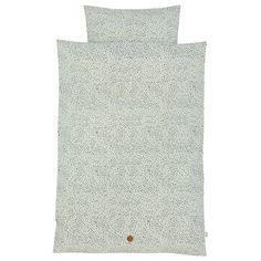 ferm LIVING Mint Dot Bedding - SE Junior Set Mint