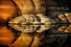 Watson lake in Prescott by Bob Larson