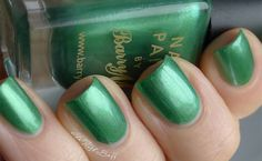 Barry M ~ Emerald Green