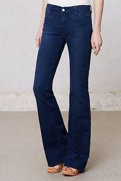 MiH Marrakesh Wide-Leg Jeans #anthropologie