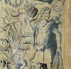 El grabado recién descubierto sería por tanto el primero que se conserva elaborado cuando el autor de Macbeth y Romeo y Julieta aún vivía. Foto: Country Life.