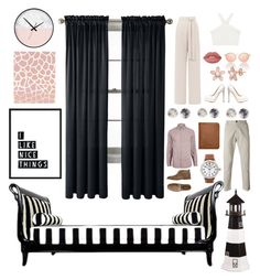 """""""nice things --> nice life"""" by ellalidiar on Polyvore featuring Royal Velvet, DutchCrafters, Jill Malek, BCBGMAXAZRIA, Charlotte Russe, Lime Crime, River Island, Armani Jeans, Hush Puppies and Sandqvist"""