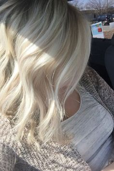60 Ultra Flirty Blonde Hairstyles You Have To Try 2691e014d874