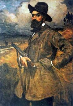 Gaston Balande selfie - 1880 - 1971