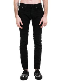 NEIL BARRETT Neil Barrett Skinny Fit Jeans. #neilbarrett #cloth #https: