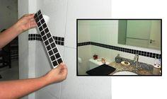 Adesivo para banheiro