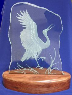 carving glass