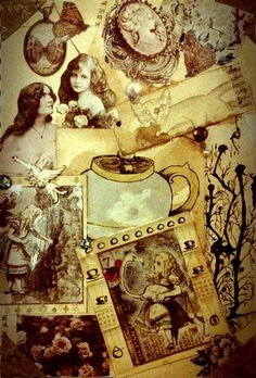 alice in wonderland art gcse - Google Search