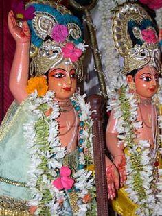 The Worship of Gaura-Gadadhara   Sri Narasingha Chaitanya Ashram