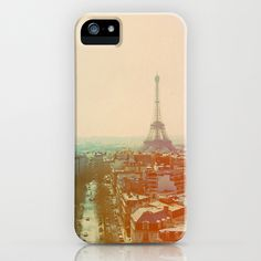 Iron Lady iPhone Case by Alicia Bock - $35.00