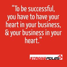 Good thought for the day from Strong Poles!   #securitycamerapoles #steadymaxpoles