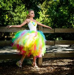 adult tutu dress wedding bridesmaid dress prom dress by TutuHot, $140.00