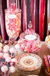 Perfect pink wedding/party
