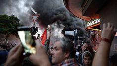 G20-Proteste eskalieren: Hamburgs Straßen voller Trümmer - n-tv.de