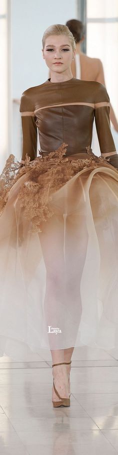 STÉPHANE ROLLAND Spring-Summer 2015 COUTURE