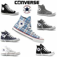 Baskets Converse CT All Star Hi Seasonal Polka Dots Femme BlancNoirBleu