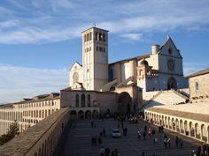 Basilica di San Francesco - Assisi