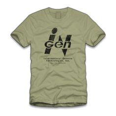 Ingen Inc. T-Shirt - Movie Shirts - FiveFingerTees