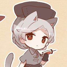 V Chibi, Kawaii Chibi, Anime Chibi, Kawaii Anime, V Cute, Identity Art, Couple Art, Toot, Game Character